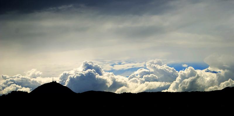 Les cieux Auvergnats